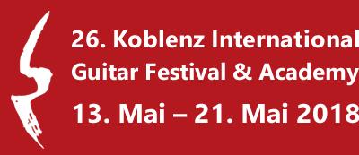Koblenz Guitar Academy Partner des Musikladen Bendorfs